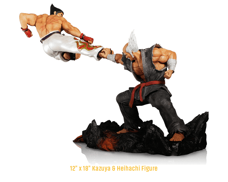 tekken 7 ultimate edition characters