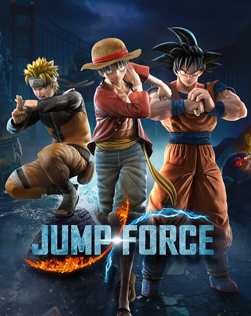 BANDAI NAMCO Entertainment America - Games | Jump Force