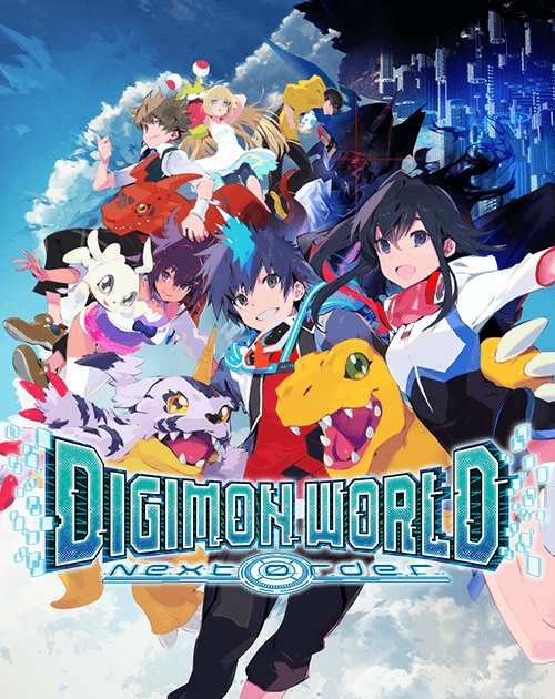 BANDAI NAMCO Entertainment America - Games | Digimon World
