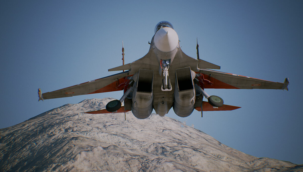 Ace Combat 7 Features and Preview image 2