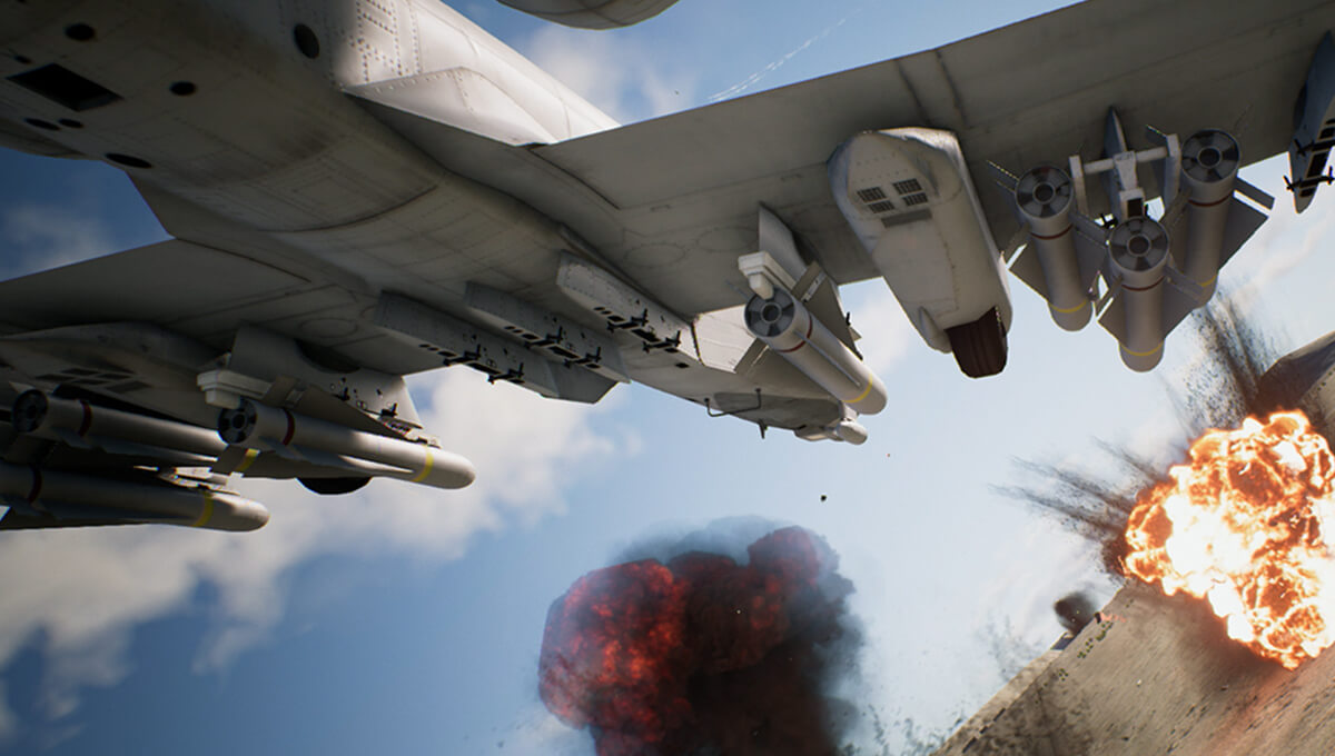 Ace Combat 7 Features and Preview image 3