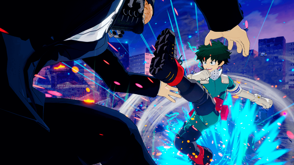 My Hero One's Justice Review image 4