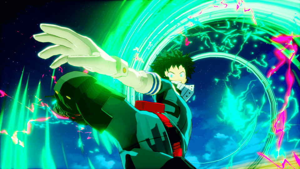 My Hero One's Justice Review image 3