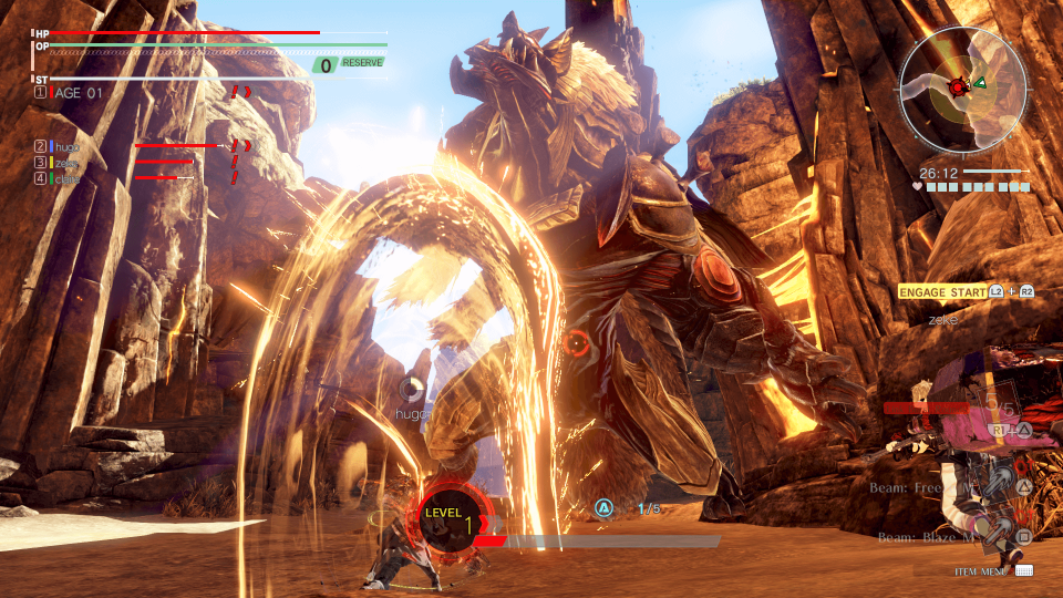 God Eater 3 Review Image 3