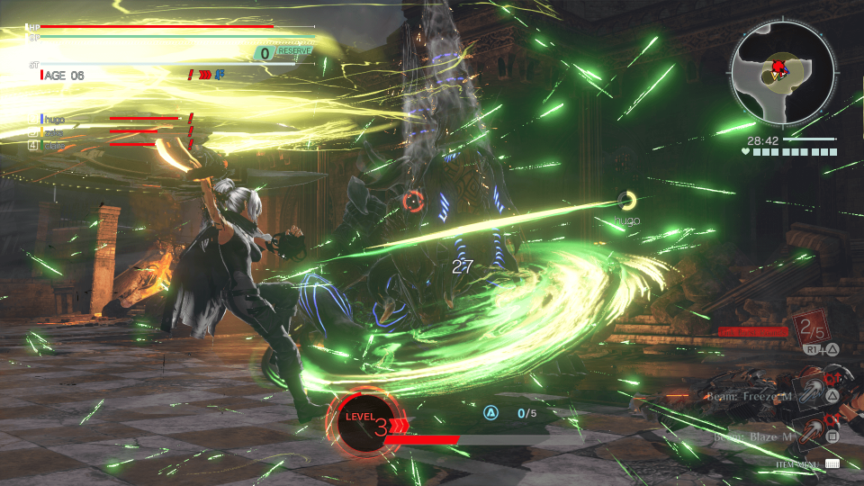 God Eater 3 Review Image 2