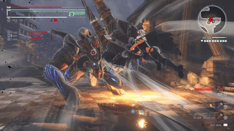 God Eater 3 Review Image 4